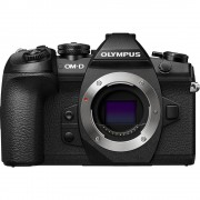Olympus OM-D E-M1 Mark II Body Aparat Foto Mirrorless 20MP MFT 4K Negru