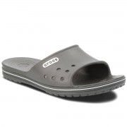 Crocs Klapki CROCS - Crocband II Slide 204108 Slate Grey/White