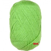 M.G Big Apple Green 200 gm hand knitting Soft Acrylic yarn wool thread for Art craft Crochet and needle