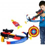 Juguete De Disparo De Arco Y Flecha 360DSC 976 - Multicolor