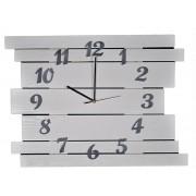 Producent: Elior Duży zegar drewniany Liptos 6R - 11 kolorów