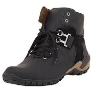 Boots For Men from 00RA Casual Sneaker Style shoes Black Color