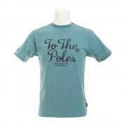【セール実施中】【送料無料】グラフィックプリントTシャツ PWB7S4092M GRN