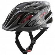 Alpina - FB Junior 2.0 - Casque de cyclisme taille 50-55 cm, noir/gris