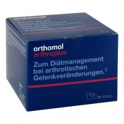 Orthomol Pharmazeutische Vertriebs GmbH ORTHOMOL arthroplus Granulat/Kapseln 30 g