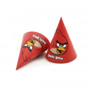 Coifuri party Angry Birds