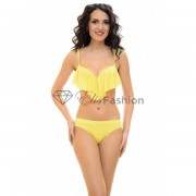 Costum de Baie Glottery Yellow