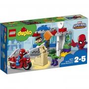 Lego duplo 10876 - super heroes le avventure di spider-man e hulk