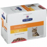 Hill's Feline Presciption Diet CD Saumon g sachet(s)