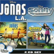 Video Delta Various Artists - Jonas La/Sonny With A Chance - CD