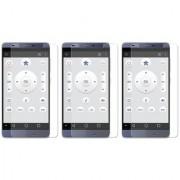 Deltakart Tempered Glass for Micromax Canvas Mega 4G Q417 - Pack of 3