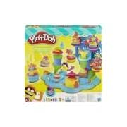 Brinquedo Massinha Playdoh Roda Gigante De Cupcake B1855