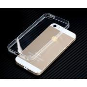 Силиконов калъф за Iphone 5s/5/SE прозрачен гръб