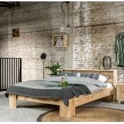 Livengo Steigerhout bed Simple