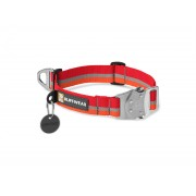 Top Rope fém csattos narancssárga kutya nyakörv M méret
