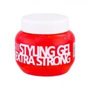 Kallos Cosmetics Styling Gel Extra Strong Haargel für extra starke Fixierung 275 ml für Frauen
