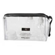Delsey Necessär handbagage Delsey transparent