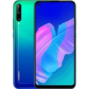 Huawei P40 Lite E - kék színátmenet