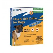 Zodiac Flea & Tick Collar for Large Dogs, 26-in