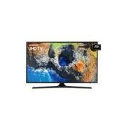 Ultra HD TV LED 43'' Samsung, 4K, 3 HDMI e 2 USB, Wi-Fi - UN43MU6100G