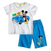 Compleu bebe Mickey and a car