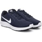 Nike REVOLUTION 3 Running Shoes For Men(Navy)