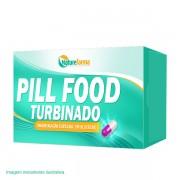 Pill Food Turbinado 60 Cápsulas