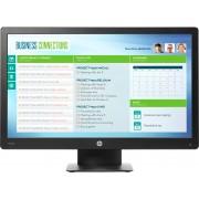 "HP ProDisplay P223 21.5"" Full HD LED Black computer monitor"