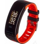 Smartband Garett Fit 23 GPS Bluetooth Monitorizare activitati Black Red