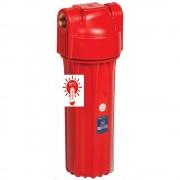 Hete Water Filterhuis 2 delig - 1/2 inch Aansluiting
