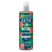 Gel de dus si spuma de baie, Faith in Nature, cu pepene, 400 ml