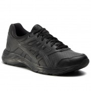 Обувки ASICS - Gel-Contend 5 Sl 1131A036 Black/Graphite Grey 001
