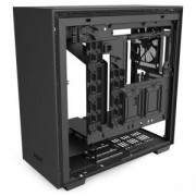 Кутия NZXT H510 Matte Black, Middle Tower, NZXT-CASE-H510B-B1