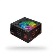 Chieftec CTG-650C-RGB, ATX 650W, Photon Series, Semi-Modular, 120mm RGB fan/AFC/Active PFC/80Plus Bronze