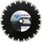Disc diamantat AsphaltMAX 350x25,40mm pentru asfalt & beton verde [MDAMAX-350-4]