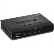 Switch di rete Trendnet TEG-S81g No gestito Gigabit Ethernet 10/100/1000 Nero