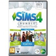 The Sims 4 Bundle Pack 4 (Code in a Box) PC