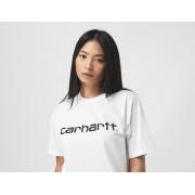 Carhartt WIP Script T-Shirt, vit