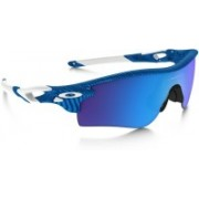 Oakley RADARLOCK PATH Round Sunglass(Pink, Blue)