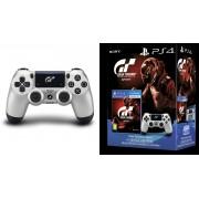Controller PS4 Dualshock GT Sport + Joc Gran Turismo Limited Edition