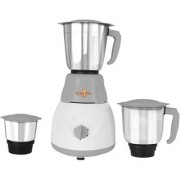 Chef Pro 500W Wet and Dry Mixer Grinder CPG650 - White/Gray