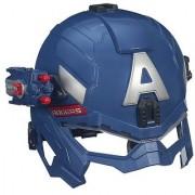 Captain America Marvel Super Soldier Gear Battle Helmet