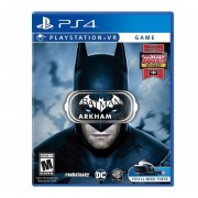 PS4 Juego Batman Arkham VR Compatible Con Playstation 4