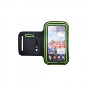 Bolsa de Braço para Samsung i9100, i9000, Sony Ericsson Arc Verde