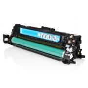 HP CE251A съвместима тонер касета cyan