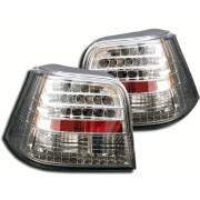 Stopuri cu LED VW Golf 4 1J 98-02 crom
