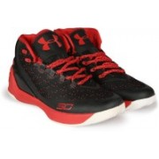 Under Armour UA CURRY 3.0 Basketball Shoes For Men(Red)