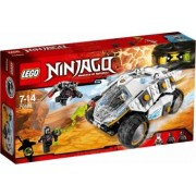 LEGO NINJAGO - VEHICULUL LUI ZANE 70588
