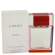 Chic Eau De Parfum Spray (Tester) By Carolina Herrera 2.7 oz Eau De Parfum Spray