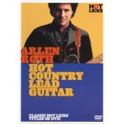 Arlen Roth: Hot Country Lead Guitar [DVD] [2009]